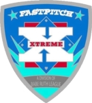 Silver Fast Pitch Extreme Softball Pins
