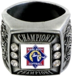 Babe Ruth Softball Champions Ring