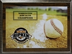 Cal Ripken Sublimated-Direct Full Color Graphic Plaque