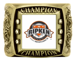 Cal Ripken Champions Ring : Babe Ruth Awards